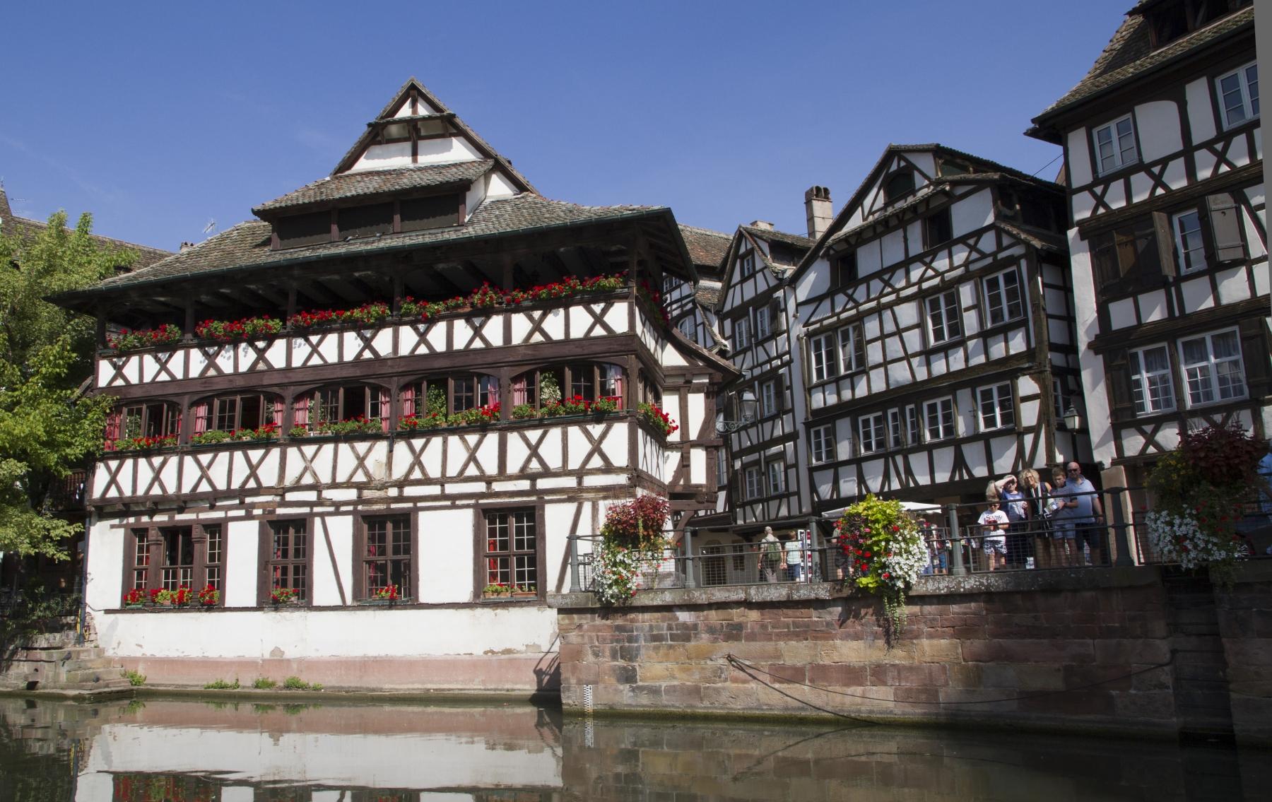 Alsasko 2018 Strasbourg